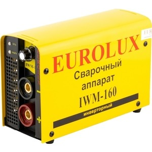 Фотография товара сварочный инвертор Eurolux IWM-160 (198382)
