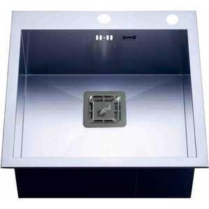 Мойка кухонная ZorG inox 510x510 k/a (x-5151GX) кухонная мойка zorg szr 510 bronze