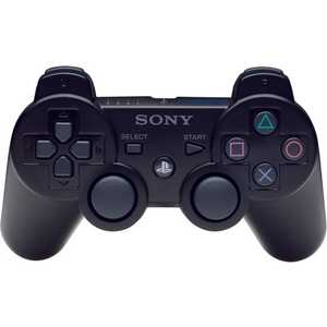 Геймпад  Sony PS3 Dualshock 3, black