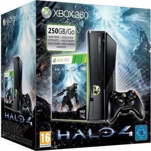 Игровая приставка Microsoft XBox 360 250Gb Halo 4