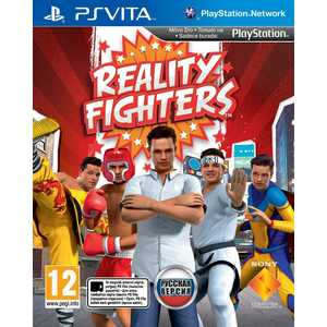 Игра для PS Vita  Reality Fighters (PS Vita, русская версия)