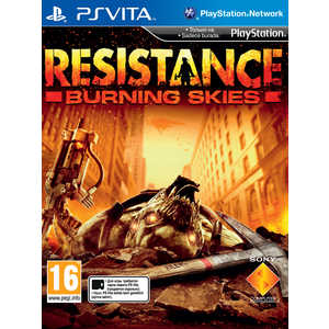 Игра для PS Vita  Resistance Burning Skies (PS Vita, русская версия)