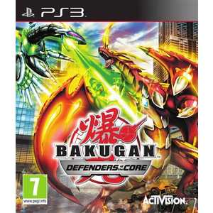 Игра для PS3  Bakugan: Defenders of the Core (PS3, английская версия)
