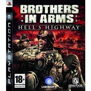 Игра для PS3  Brothers in Arms: Hell's Highway (PS3, английская версия)