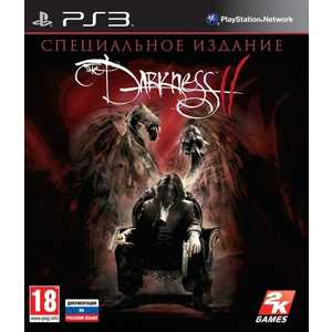 Игра для PS3  Darkness II. Limited Edition (PS3, английская версия)