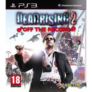 Игра для PS3  Dead Rising 2: Off The Record (PS3, русская документация)