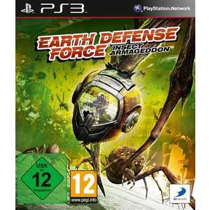Игра для PS3  Earth Defense Force: Insect Armageddon (PS3, английская версия)