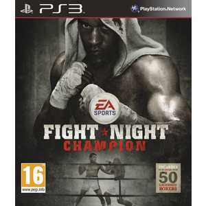 Игра для PS3  Fight Night Champion (PS3, русская документация)