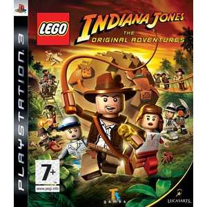 LEGO Indiana Jones: the Original Adventures (PS3, английская версия)