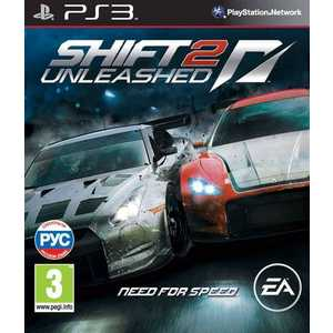 Игра для PS3  Need for Speed Shift 2 Unleashed (PS3, русская версия)