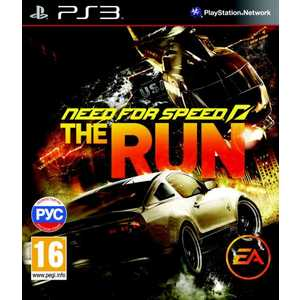 Игра для PS3  Need for Speed The Run (PS3, русская версия)