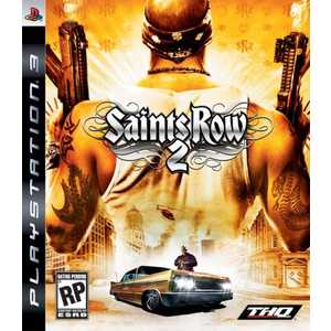 Игра для PS3  Saint's Row 2 (PS3, русская версия)