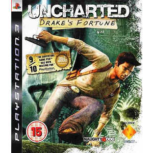 Игра для PS3  Uncharted: Drake's Fortune (Essentials) (PS3, английская версия)