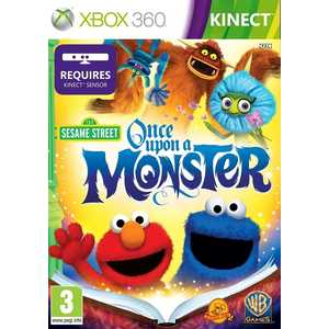 Игра для Xbox 360  Kinect Sesame Street: Once Upon a Monster (Xbox 360, английская версия)
