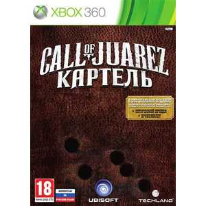 Игра для Xbox 360  Call of Juarez: Картель Limited Edition (Xbox 360, русская версия)