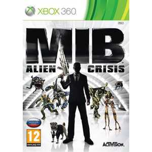 Игра для Xbox 360  Men in black: Alien Crisis (Xbox 360, русская документация)