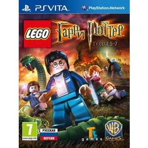 Игра для PS Vita  LEGO Harry Potter: Years 5-7 (PS Vita, русские субтитры)