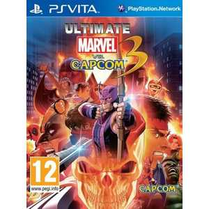 Игра для PS Vita  Ultimate Marvel vs Capcom 3 (PS Vita, английская версия)