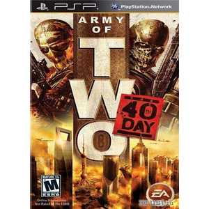 Игра для PS3  Army of Two: the 40th Day (PS3, английская версия)