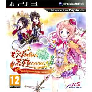 Игра для PS3  Atelier Meruru: The Apprentice of Arland (PS3, английская версия)