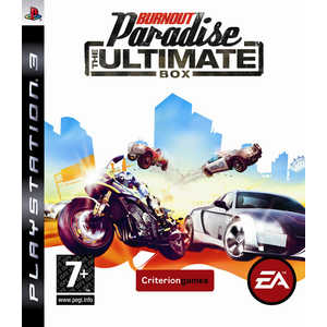 Игра для PS3  Burnout Paradise The Ultimate Box (PS3, английская версия)