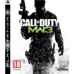 Игра для PS3  Call of Duty: 3 Modern Warfare (PS3, английская версия)