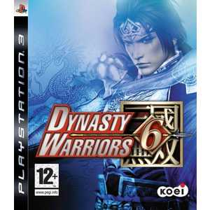 Игра для PS3  Dynasty Warriors 6 (PS3, русская инструкция)