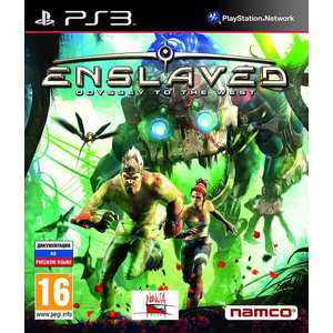 Игра для PS3  Enslaved: Odyssey to the West (PS3, английская версия)