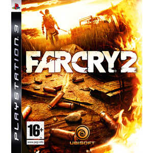 Игра для PS3  Far Cry 2 (PS3, русская версия)