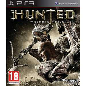 Игра для PS3  Hunted: The Demon's Forge Special Edition (PS3, английская версия)