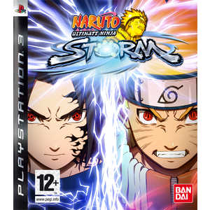 Игра для PS3  Naruto Ultimate Ninja Storm (PS3, английская версия)