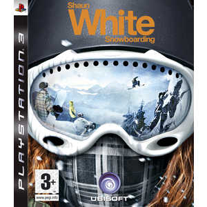 Игра для PS3  Shaun white Snowboarding (PS3, русская версия)