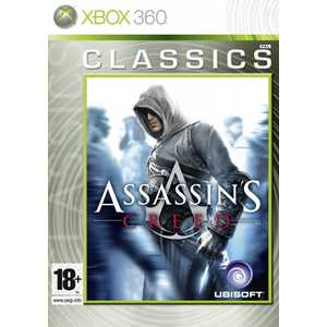 Игра для Xbox 360  Assassin's Creed (Classics) (Xbox 360, английская версия)
