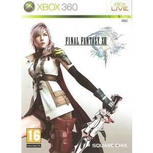 Игра для Xbox 360  Final Fantasy XIII: Lighting Returns (Xbox 360, английская версия)