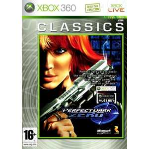 Игра для Xbox 360  Perfect Dark Zero (Classics) (Xbox 360, английская версия)