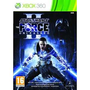 Игра для Xbox 360  Star Wars the Force Unleashed 2 (Xbox 360, английская версия)