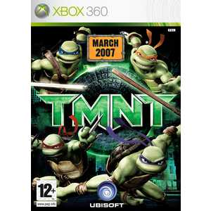 Игра для Xbox 360  Teenage Mutant Ninja Turtles (Xbox 360, английская версия)
