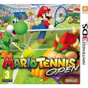 Игра для 3DS  Mario Tennis Open (3DS, русская версия)
