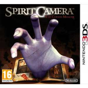 Игра для 3DS  Spirit Camera: The Cursed Memoir (3DS, английская версия)