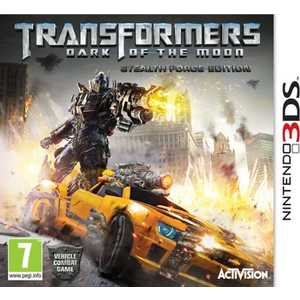 Игра для PS3  Transformers: Dark of the Moon (PS3, английская версия)