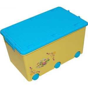 Ящик для игрушек Tega Веселая черепаха ZL-007 selco 55 07 007 genesis 2700 tlh