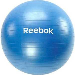 Мяч гимнастический Reebok 75 см голубой [RAB-11017CY]