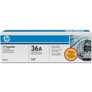 Картридж HP CB436A