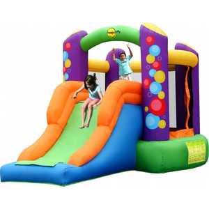 "Надувной батут Happy Hop ""Combo Bouncer with Slide"" 9236"