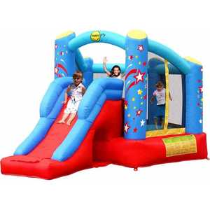 "Надувной батут Happy Hop ""Ultimate Combo Bouncer With Slide"" 9136"