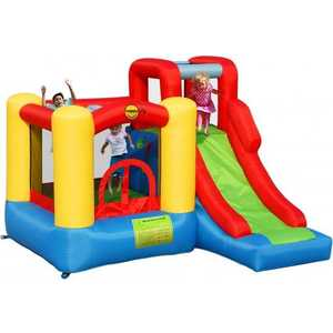 "Надувной батут Happy Hop ""Adventure Zone Inflatable Jumping Castle"" 9171"
