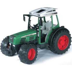Трактор Bruder Fendt 209 S 02-100 на трактор т 40 где кабину
