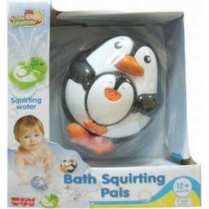 Hap-p-Kid Игрушка для ванной (пингвиненок) 4307 настольные игры hap p kid пинбол домашние животные
