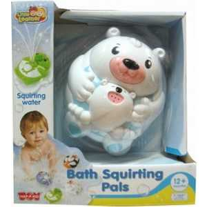 Hap-p-Kid Игрушка для ванной (полярный мишка) 4308