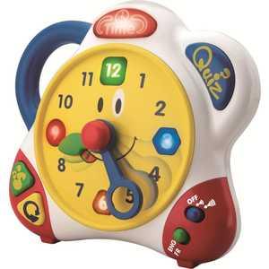 Hap-p-Kid Развивающая игрушка Часики (на двух языках) 3898T настольные игры hap p kid пинбол домашние животные